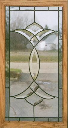 Stained Glass Cabinet Doors | Kitchen: Stained Leaded Glass Kitchen Cabinet Door