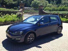 New VW Golf TDI