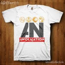 Awolnation Shirt