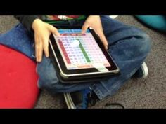 Blog about using technology in a kindergarten classroom