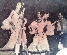 Cubanas Gigi Ambar y Celeste Mendoza Havana Cuba show