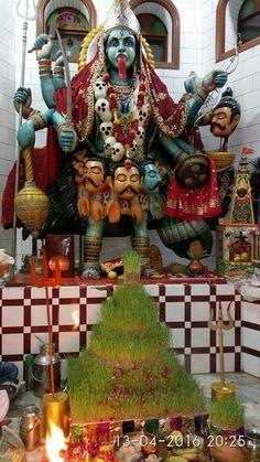 JAI MAA KALI MAA Durga Kali, Kali Mata, Shiva Shakti, Om Namah Shivaya, Kali Goddess, Mother Goddess, Hanuman, Krishna, Kali Tattoo