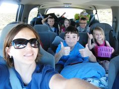 Budget-Friendly, Big Family Travel - We want our family size or our budget to impede us from the experiences we really want for us and for our kids. Road Trip With Kids, Family Road Trips, Travel With Kids, Family Travel, Family Vacations, Cheap Places To Travel, Big Family, Happy Family, Vacation Trips