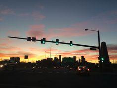 #Denver sky #colors