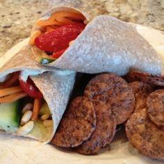 Chris Freytag Sandwiches & Wraps » Chris Freytag