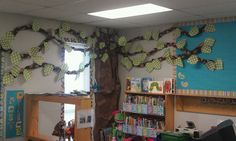 Our reading center!