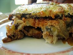 Everyday Food's Eggplant Ricotta Bake