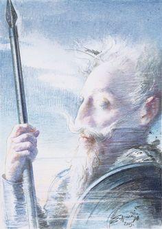 2005 El Quijote, Eduardo Naranjo (b1944, monastery in Badajoz Province, Extremadura, Spain)