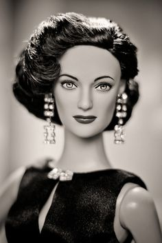 Joan Crawford 1 by Jurrie de Vries, via Flickr