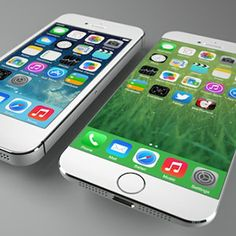 iPhone 6 : un super concept d'un iPhone avec un grand écran | BlogNT