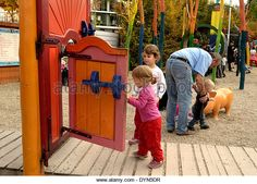 Image result for barn door playground
