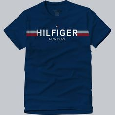 Tommy Hilfiger Outfit, Tommy Hilfiger Shirts, Free T Shirt Design, Tee Shirt Designs, Camisa Nike, Polo Shirt Style, Hype Clothing, High Fashion Men, Hollister