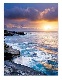Valentia Island Sunset (Kerry Co. Ireland)