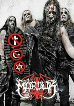 Marduk Band, Viking Metal, Chaos Lord, Wallpaper Stickers, Extreme Metal, Black Death, Punk Goth, Thrash Metal, Death Metal