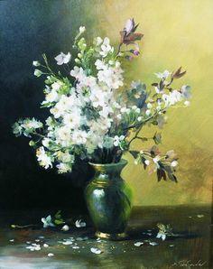artista russo Serguei Toutounov Floral Art Works. - Grama Jianbian - grama blogue Jianbian