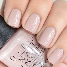 OPI - My Very First Knockwurst. This is the color I have one right now