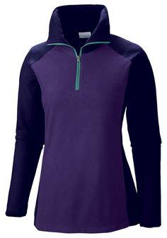 Columbia Glacial Fleece III 1/2-Zip Pullover for Ladies | Bass Pro Shops