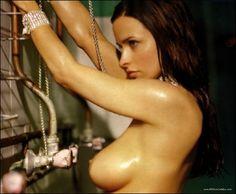Lisa arch nude