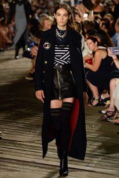 Tommy Hilfiger - Fall 2016 Ready-to-Wear