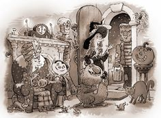 John Nez Illustration: So is it Halloween yet?