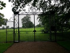Iron Gate Sandringham Norfolk