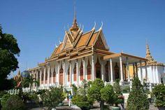 Silver Pagoda in Royal Palace - Phnom Penh