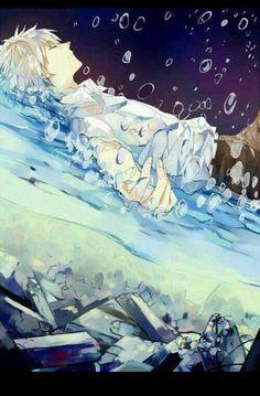 Nagisa Kaworu (Neon Genesis Evangelion) on We Heart It Cute Anime Boy, Hot Anime Guys, I Love Anime, Awesome Anime, Anime Boys, Neon Genesis Evangelion, Manga Anime, Manga Art, Anime Cosplay