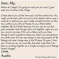 I love this. I don't know if someone made this or what, but I love it... <3 #Auslly #AustinandAlly