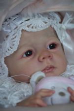 Karlotta by Karola Wegerich L.E. Baby Karlotta Reborn Kit, by Karola Wegerich 20 inch (50cm) long, This kit Includes: Baby Karlotta Head 3/4...