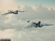 Black Buck Buddies by Ivan Berryman - It is ironic that, just as the RAF were…