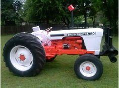 1974 Case David Brown 990 Tractors - Photo 1