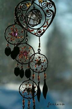 Dreamcatchers wind chime
