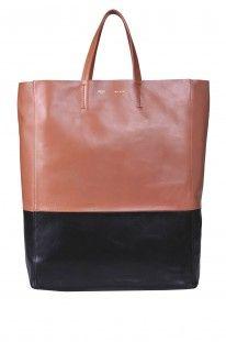 Celine - Borsa shopper B Cabas tan :: Glamest Luxury Outlet Online Donna