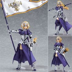 15CM Anime Figma Fate//Grand Order Avenger //Jeanne d/'Arc Alter Figure in Box