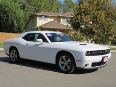 2016 Dodge Challenger Used Cars Chico Ca