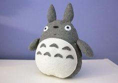 DIY : La peluche Totoro