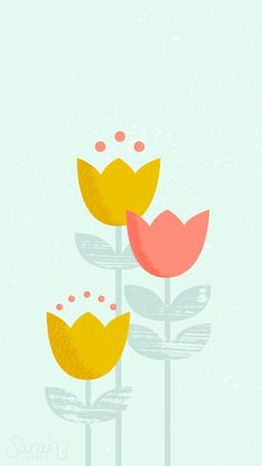 Tulips Flower Mint Quote Pastel iPhone Wallpaper Home Kate Spade Wallpaper, Sf Wallpaper, Flower Wallpaper, Pattern Wallpaper, Wallpaper Backgrounds, Calendar Wallpaper, Summer Wallpaper, Iphone Backgrounds, Wallpaper Cellphone