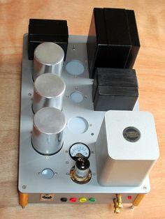 Cala Mighty Sound: A modern interpretation of la Revue de l'Audiophile... Part 1 - Western Electric 755A