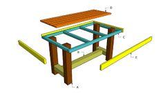 Image result for homemade wooden bars