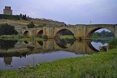 Para finalizar el día os invitamos a pasear por el puente romano de Ciudad Rodrigo.
