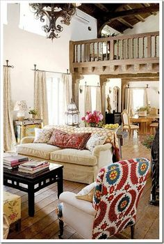 #boho Style #accent_chair