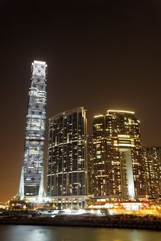 ICC Tower, Kowloon | Hong Kong