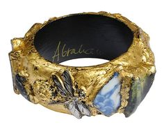 Have you ever wanted to touch a piece of jewelry so bad in your life?!? http://www.alexandraabraham.co.uk/ Check out Alexandra Abraham's work - she integrates found objects from the Thames & her travels into her pieces.