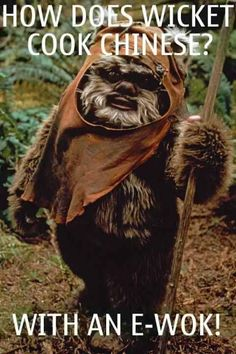 Related Keywords & Suggestions for ewok jokes