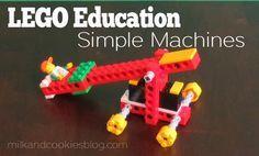 LEGO-Simple-Machines