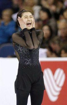 Kanako Murakami(JAPAN) : Skate Canada 2015