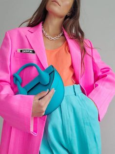 Look Fashion, 90s Fashion, Fashion Outfits, Fashion Design, Fashion Trends, Style Outfits, Mode Outfits, Colourful Outfits, Colorful Fashion