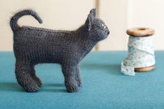 Knit your own cat   #DIY #knit #cat