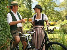 German Biking. With beer of course.