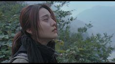 """Buddha Mountain (Guan Yin Shan), by Li Yu. """"She said loneliness shouldn't last forever""""."""